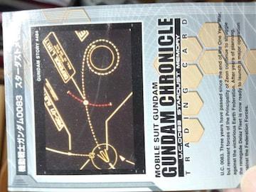 GUNDAM CHRONICLE【ガンダム0083  スターダストメモリー】