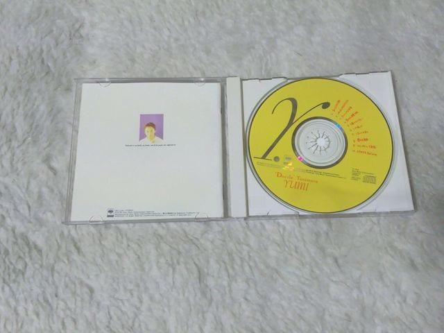 初回限定CD 谷村有美 ドシル 全10曲 '92/12 < タレントグッズの