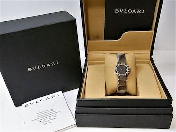 極美品 婦人時計 ブルガリ BVLGARI スネイク BB 23 2TS