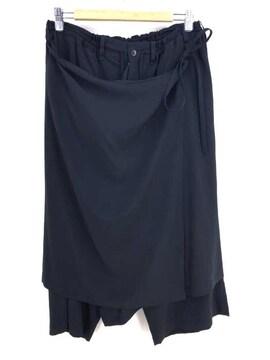 Ground Y(グラウンド ワイ)Shorts with skirtパンツ