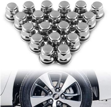 トヨタ 純正タイプ 5穴アルミホイール用ナット 20個セット