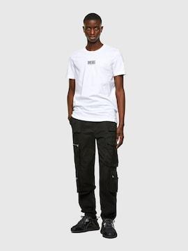 《今季アイテムお買い得》DIESEL Tシャツ ホワイト Mサイズ