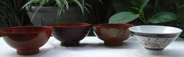 陶器コレクション高級ご飯茶碗7個汁椀3種20個予備品!!No4