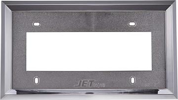 ジェットイノウエ(JET INOUE) ナンバープレート枠 20mm角