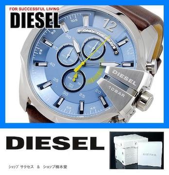 新品 即買い■ディーゼル DIESEL クロノ腕時計 DZ4281★