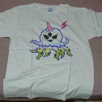 でんぱ組 白色モンスターTシャツ 新品未使用