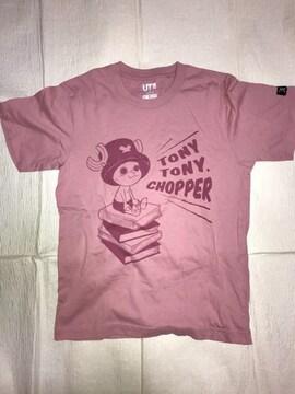 ユニクロ×ONE PIECE 半袖Tシャツ(チョッパー) XSサイズ