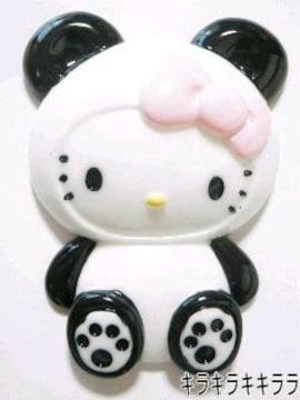 デコBIGパーツパンダ*着ぐるみ★キティちゃんレア
