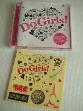 CD+DVDDo Girls Tokyo Girls Collection Official Compilation