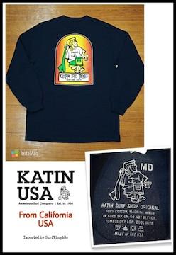 Katin最新オリジナルロンT★本物USAプレミアムモデル!特価SALE!