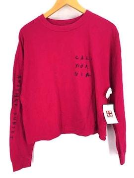 Name.(ネーム)別注 California ロング スリーブ TシャツクルーネックTシャツ