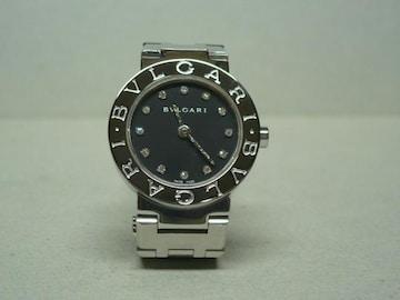 ブルガリ 美品  B23SSDD  12PD    レディース    時計