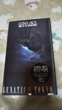新品ビデオLUNA SEAルナシー送料込み