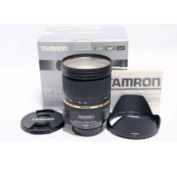 【美品】タムロン SP 24-70mm F2.8 Di VC USD ニコン