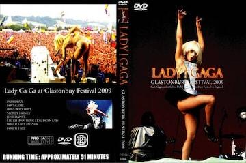 LADY GAGA GLASTONBURY 2009 レディーガガ