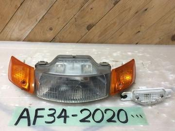 ☆ AF34 ホンダ ライブディオ Cesta ヘッドライト AF35 ZX