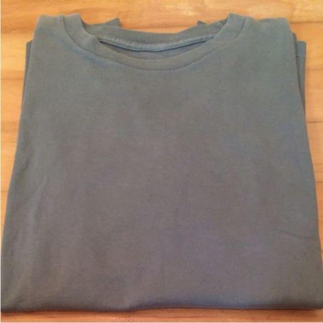 Balabushka fragment design Tシャツ カーキ L < ブランドの