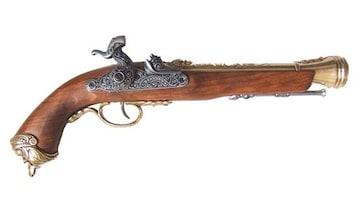 モデルガン イタリアン フリントロック DENIX デニックス 1104/L レプリカ 銃