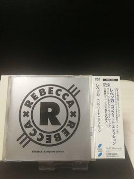 REBECCA コンプリートエディション 曲目画像掲載 送料無料