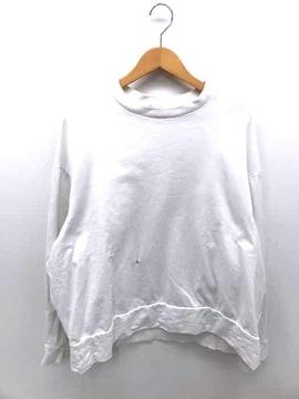 Y-3(ワイスリー)Signature Graphic Sweatshirt Core Whiteスウェット・トレーナー