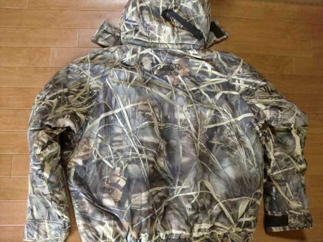CABELA'S ハンティング リアルツリー ダウンジャケット XL < 男性ファッションの