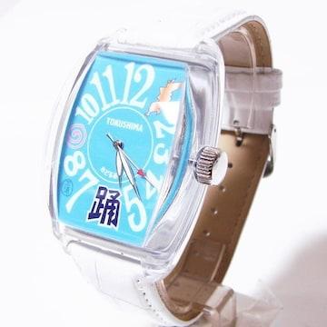フランク三浦 腕時計 FM04NK-TKSWH 徳島県モデル