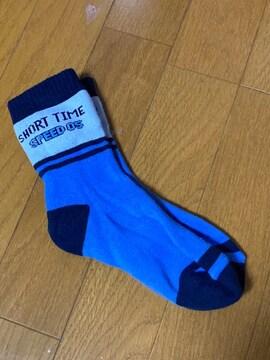 美品☆青厚手靴下☆16cm〜18cm