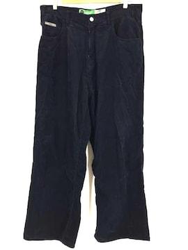 gourmet jeans(グルメジーンズ)TYPE-1 BAGGY コーデュロイバギーパンツワイドパ