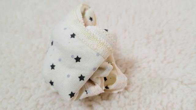 ロリ萌え綿パンティー・毎回1円スタートです・ぜひ落札してね♪ < 女性ファッションの