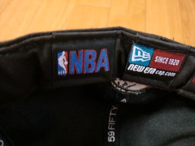 ニューエラ NBA レイカーズ キャップ 59,6センチ 新品 < ブランドの