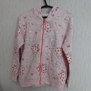 HUSHUSH☆マリーちゃんのパーカー☆size120