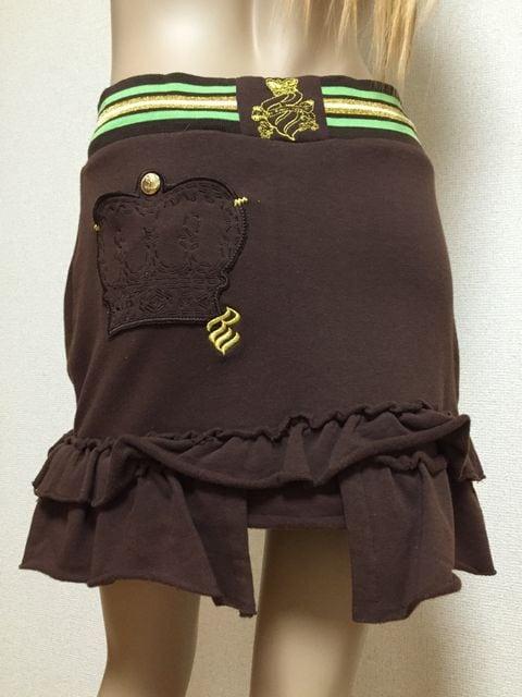 新品*RocaWear/ロカウェア*変形スカート < ブランドの