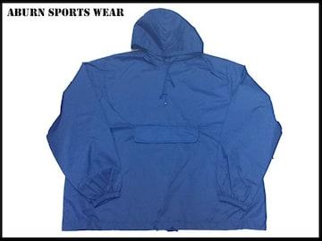 新【ブル6XL】 Auburn スポーツウィンドブレーカ ビッグサイズ