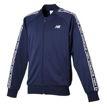新品ニューバランスNew BalanceジャージM紺系トラックジャケット