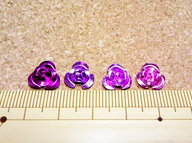アルミ薔薇8〜10�o10g(約170個) < ペット/手芸/園芸の