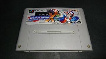 SFC ロックマンX3 / スーパーファミコン