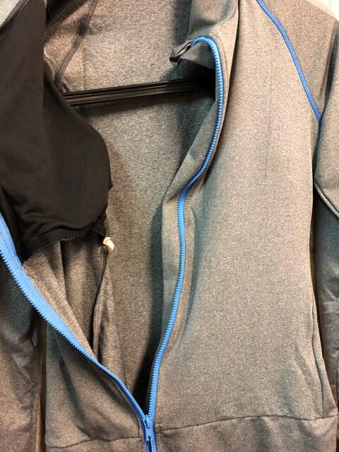 新品☆Mラッシュガード・短パン・レギンス3点set水着UVカットj795 < 女性ファッションの