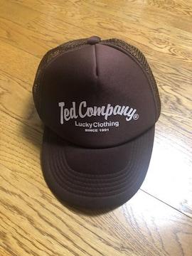 TEDCOMPANYメッシュキャップテッドカンパニー帽子