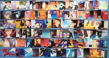 エヴァンゲリオン 劇場版 シト新生 ワイド カード 91枚 トレカ