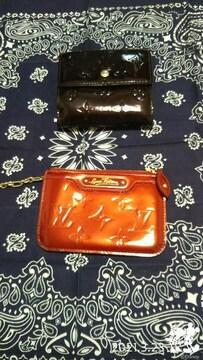 ルイヴィトン正規店にて購入財布とキーホルダー2点