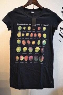 新品 LGBルグランブルー トロピカルマンゴーTシャツ