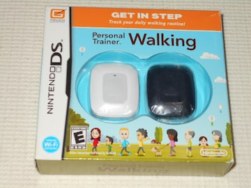 DS★Personal Trainer Walking 歩数計2個付 海外版