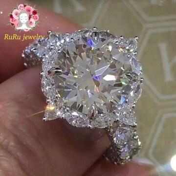 Large crystal(ring)