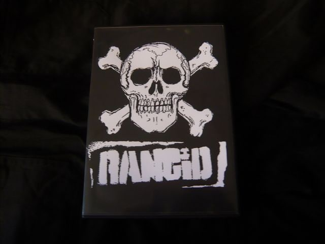 RANCID/ランシド 最新PV集&Live    最新完全版  < タレントグッズの