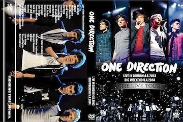 ONE DIRECTION LIVE 2013 & 2014 �Aライブ!ワンダイレクション