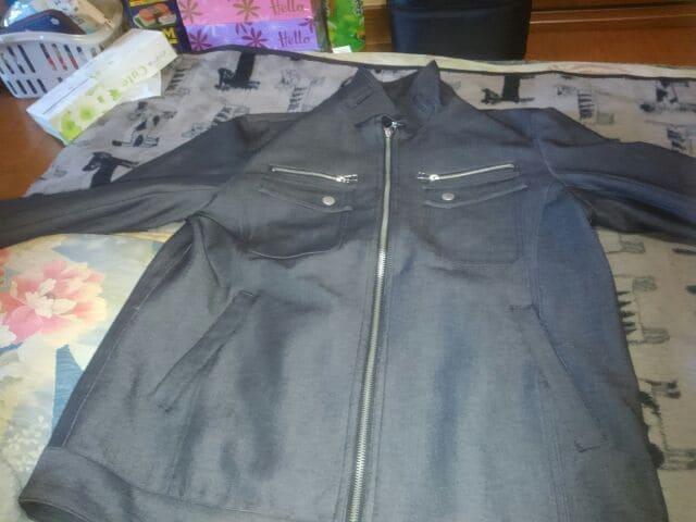 160格好いいジャケット新品タグなし  < キッズ/ベビーの