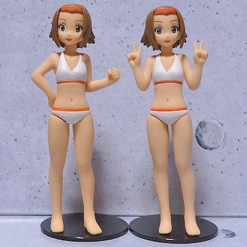 ○田井中律 フィギュア水着版2タイプ(「けいおん!」)