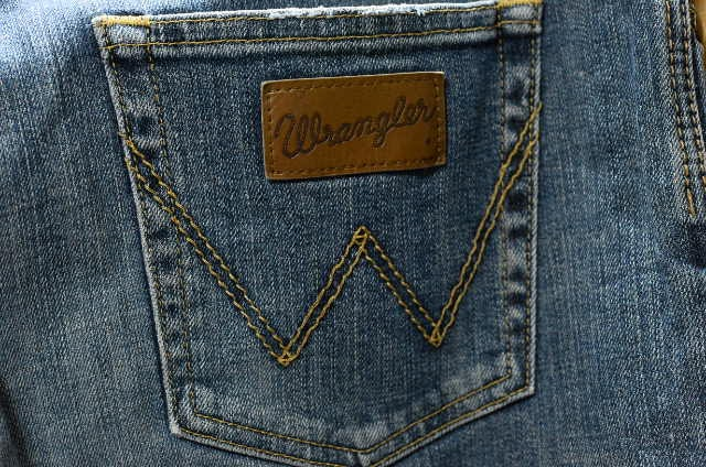 ◆激渋ウォッシュ加工◆ラングラー W04933 ストレッチ◆W34 < ブランドの