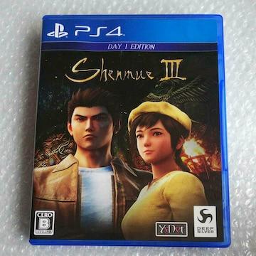 PS4 シェンムー�V (シェンムー3)