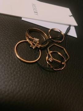 リゼクシー*指輪リング*